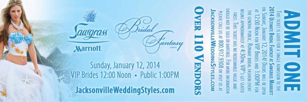 Jacksonville wedding show